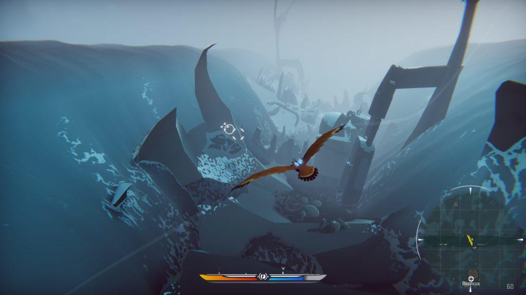 Водный мир, огромные птицы и воздушные баталии - The Falconeer: Warrior Edition выйдет на Nintendo Switch и консолях PlayStation 3