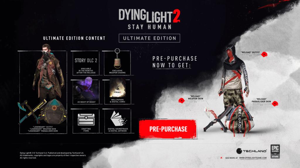 Techland наконец-то объявила официальную дату выхода Dying Light 2: Stay Human 1
