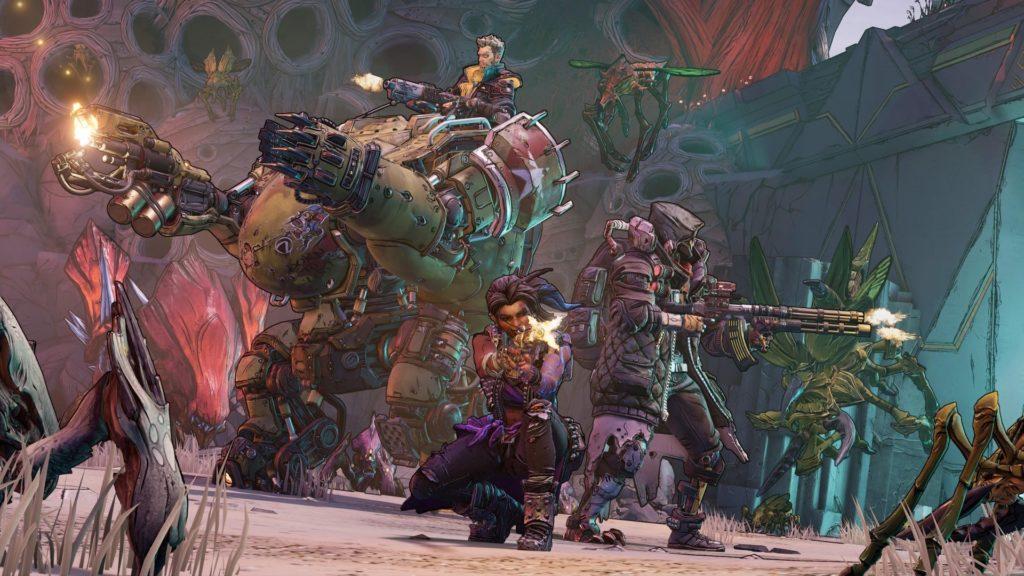 21 игра за финансовый год, несколько проектов от Firaxis и новая игра по вселенной Borderlands - стали известны подробности финансового отчёта Take-Two 1
