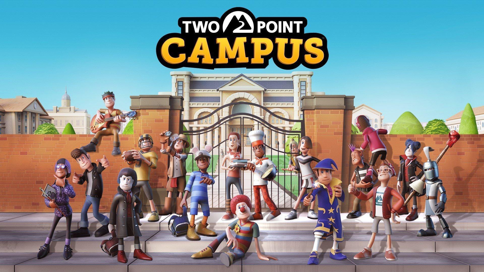 Утечка: Two Point Campus появилась в магазине Microsoft Store, до официального анонса 5