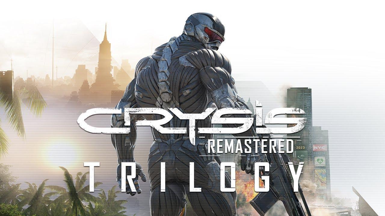 Нанокостюм включён - состоялся анонс трилогии Crysis Remastered 2