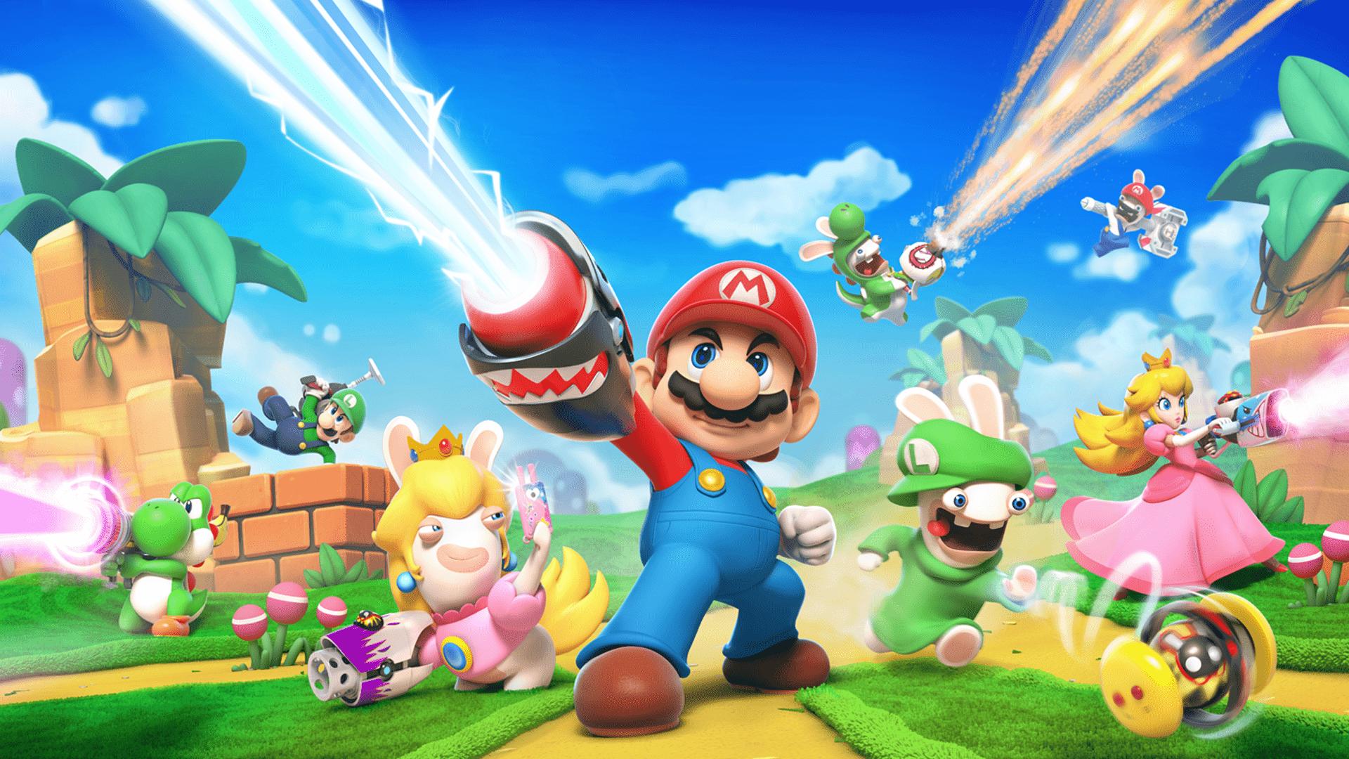 Слух: На Ubisoft Forward состоится анонс Mario + Rabbids: Kingdom Battle 2 2