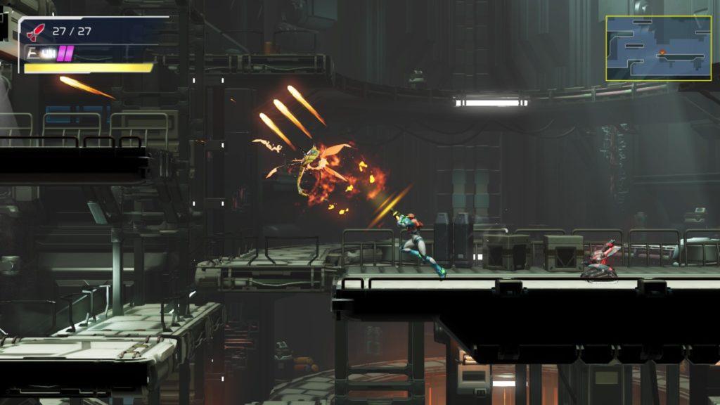 Metroid Dread - Nintendo анонсировала продолжение Metroid Fusion, а также показала геймплей, скриншоты и коллекционное издание 1