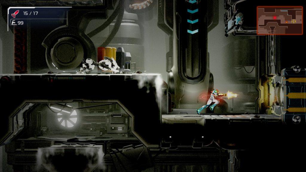 Metroid Dread - Nintendo анонсировала продолжение Metroid Fusion, а также показала геймплей, скриншоты и коллекционное издание 2