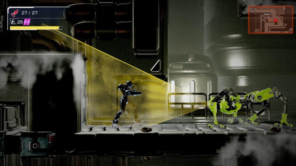Metroid Dread - Nintendo анонсировала продолжение Metroid Fusion, а также показала геймплей, скриншоты и коллекционное издание 3