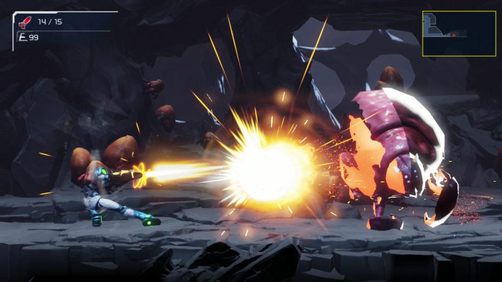 Metroid Dread - Nintendo анонсировала продолжение Metroid Fusion, а также показала геймплей, скриншоты и коллекционное издание 6