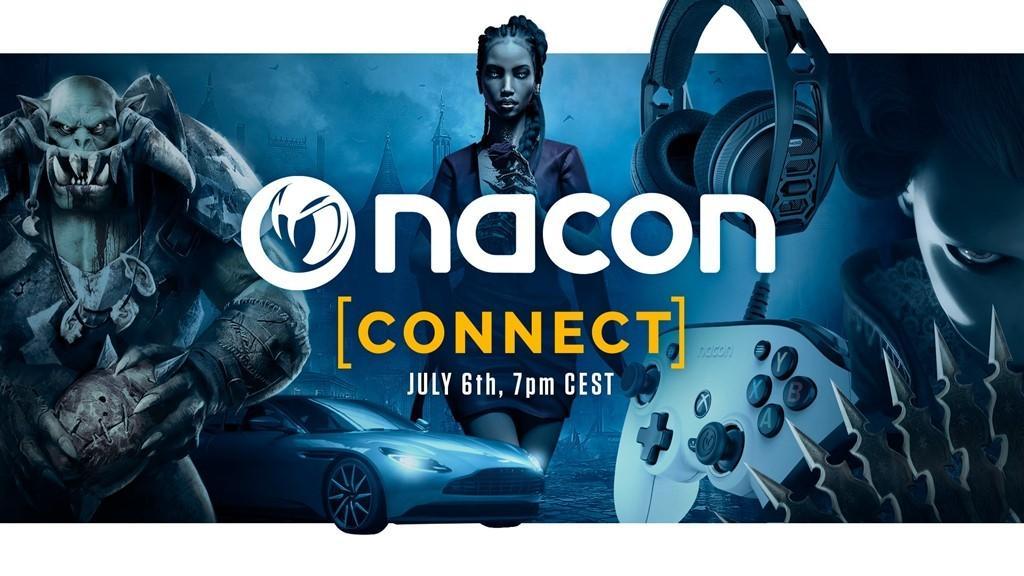 Nacon анонсировала Nacon Connect 2021 - презентация пройдёт 6 июля 2