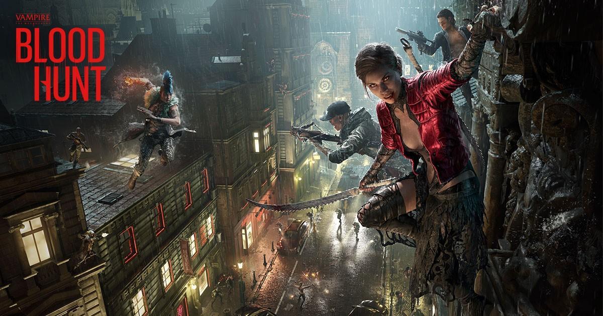 Состоялся анонс бесплатной королевской битвы Blood Hunt во вселенной Vampire: The Masquerade 2