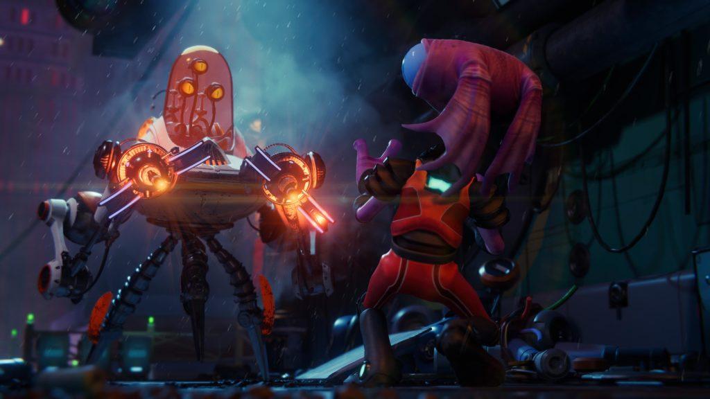 Обзор: Ratchet & Clank: Rift Apart - Параллельные миры, два героя, одна проблема 6