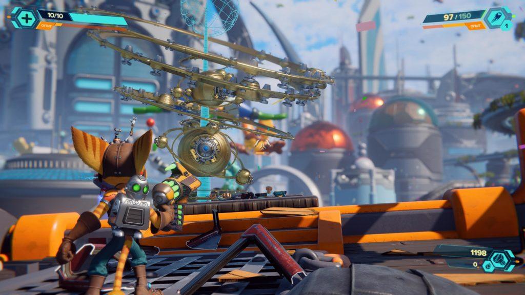 Обзор: Ratchet & Clank: Rift Apart - Параллельные миры, два героя, одна проблема 3
