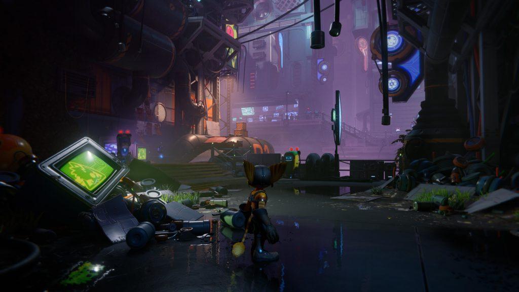 Обзор: Ratchet & Clank: Rift Apart - Параллельные миры, два героя, одна проблема 34