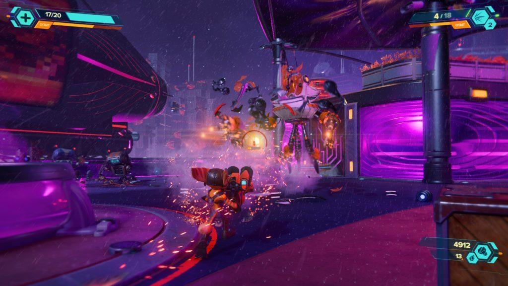 Обзор: Ratchet & Clank: Rift Apart - Параллельные миры, два героя, одна проблема 33