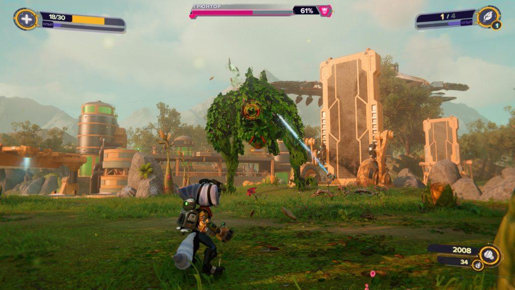 Обзор: Ratchet & Clank: Rift Apart - Параллельные миры, два героя, одна проблема 22