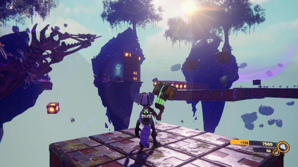 Обзор: Ratchet & Clank: Rift Apart - Параллельные миры, два героя, одна проблема 11