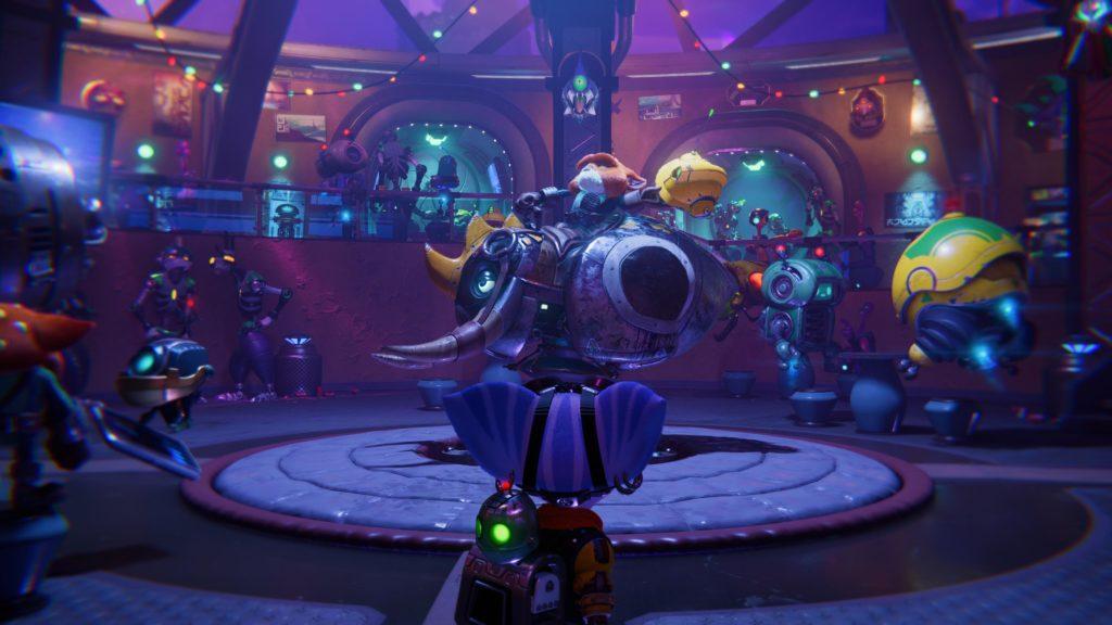 Обзор: Ratchet & Clank: Rift Apart - Параллельные миры, два героя, одна проблема 42