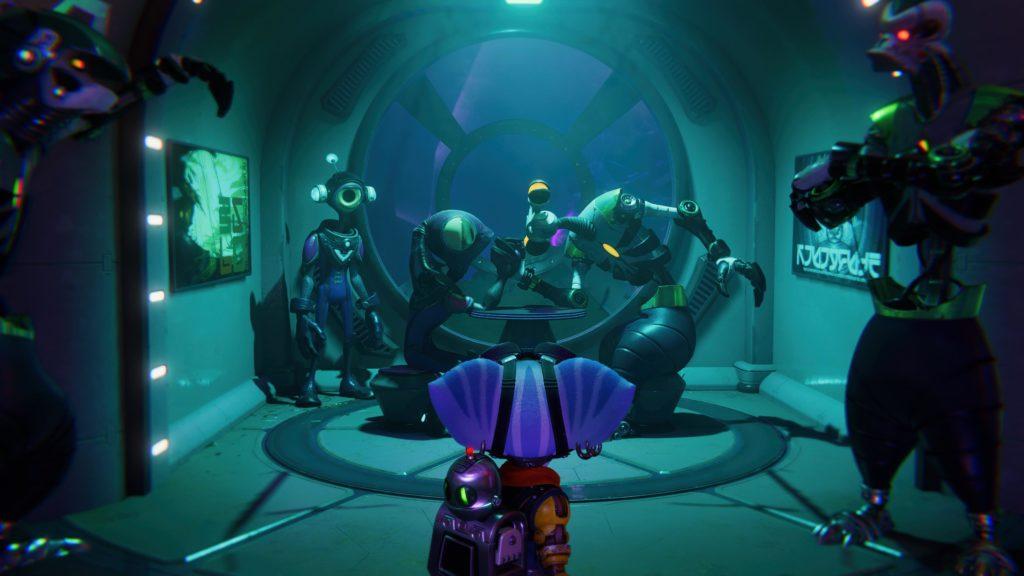 Обзор: Ratchet & Clank: Rift Apart - Параллельные миры, два героя, одна проблема 44