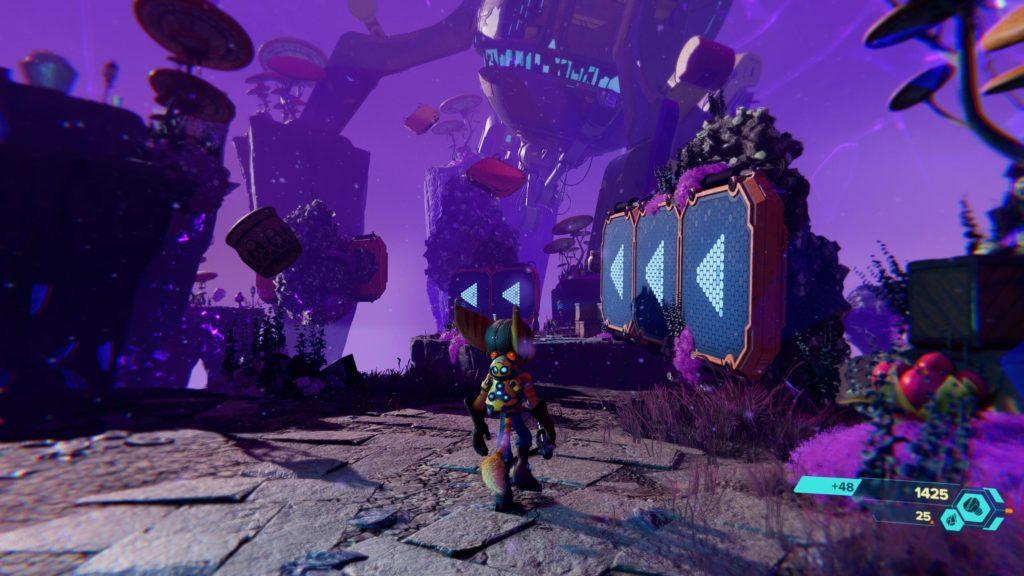 Обзор: Ratchet & Clank: Rift Apart - Параллельные миры, два героя, одна проблема 10