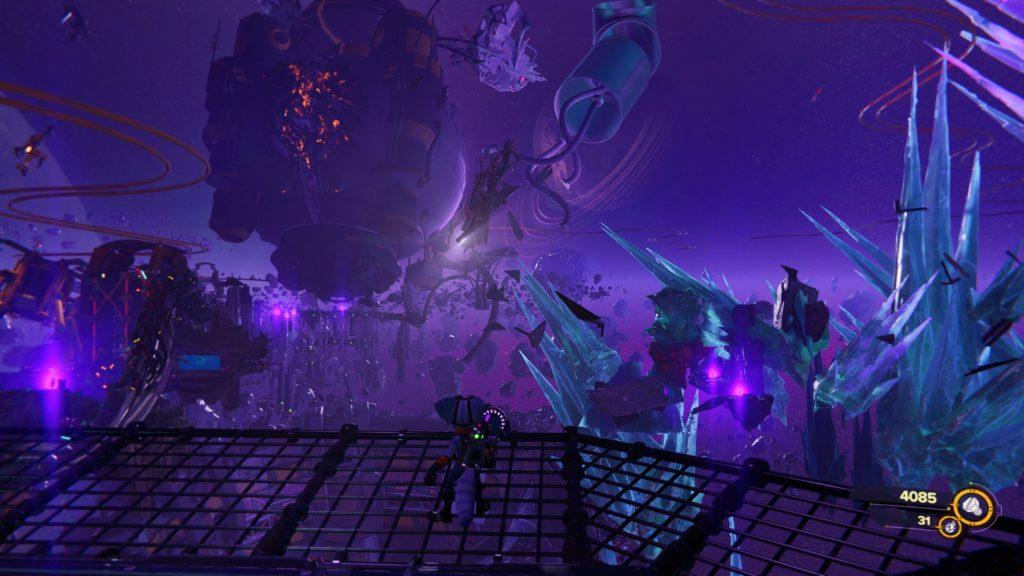 Обзор: Ratchet & Clank: Rift Apart - Параллельные миры, два героя, одна проблема 20