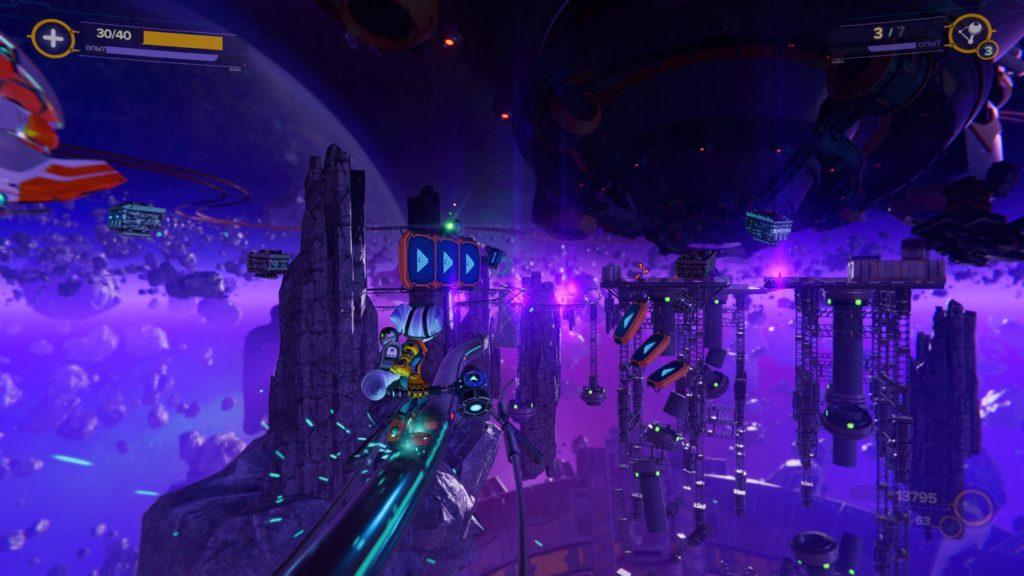 Обзор: Ratchet & Clank: Rift Apart - Параллельные миры, два героя, одна проблема 39