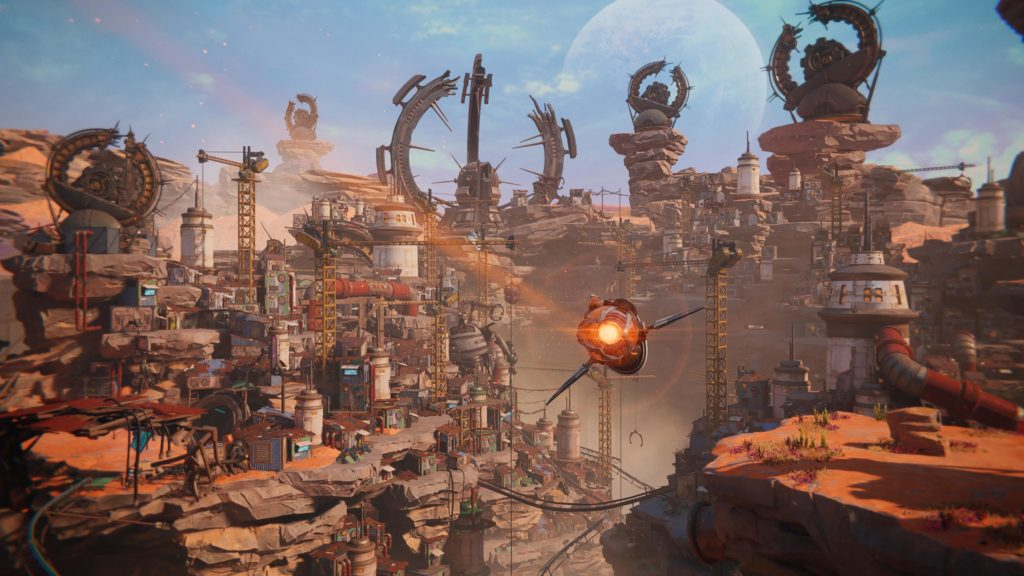 Обзор: Ratchet & Clank: Rift Apart - Параллельные миры, два героя, одна проблема 45