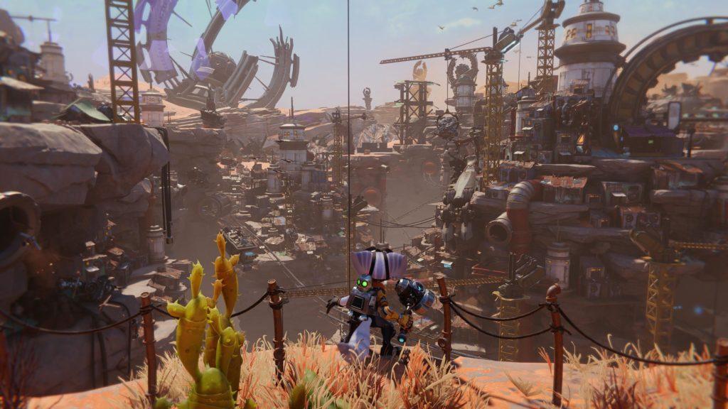 Обзор: Ratchet & Clank: Rift Apart - Параллельные миры, два героя, одна проблема 37