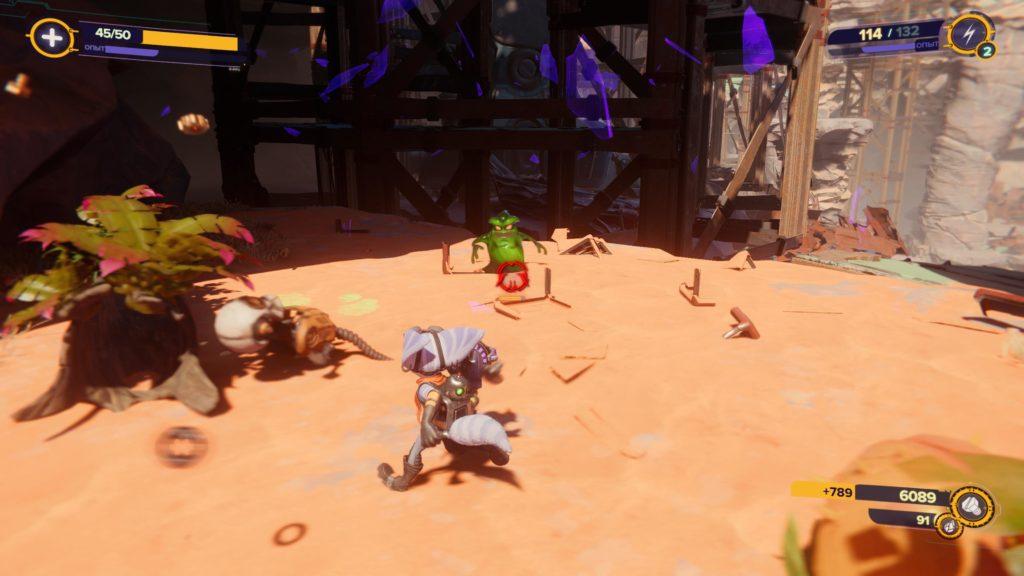 Обзор: Ratchet & Clank: Rift Apart - Параллельные миры, два героя, одна проблема 30