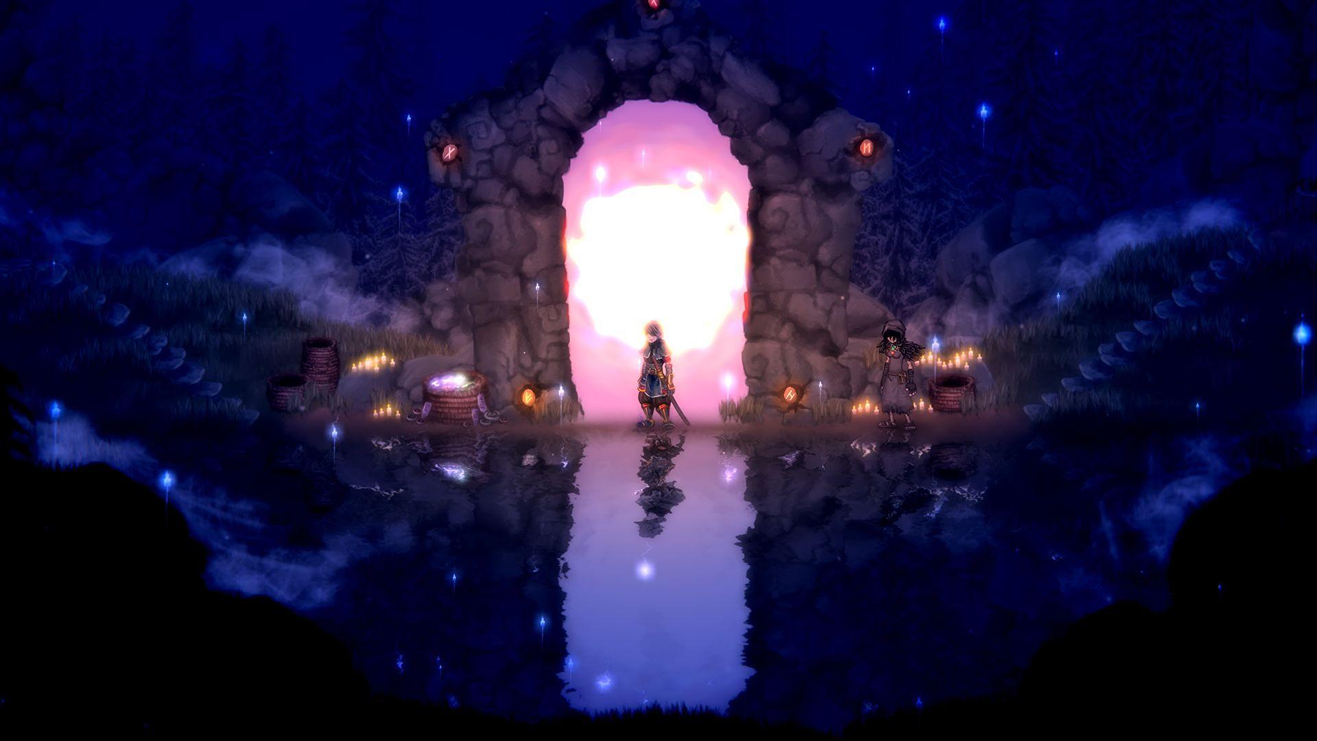 Salt and Sacrifice - продолжение Salt and Sanctuary анонсировано для PS5 и PC 2