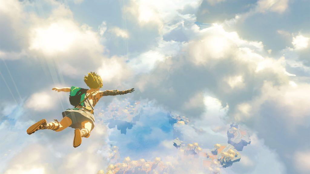 Дебютный геймплей и первые скриншоты продолжения The Legend of Zelda: Breath of the Wild 1