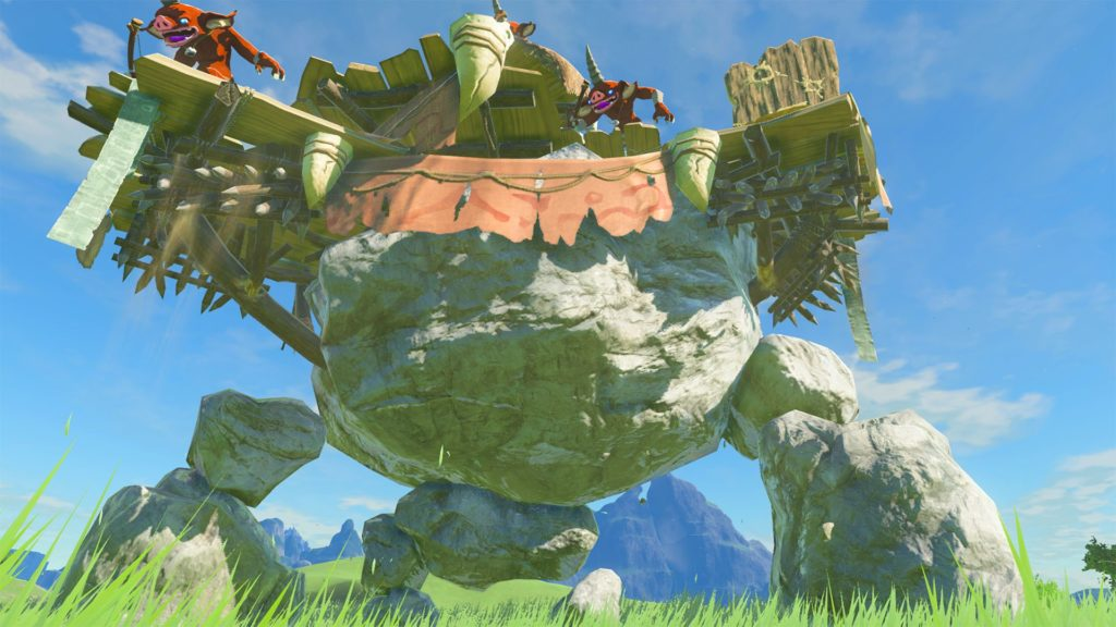 Дебютный геймплей и первые скриншоты продолжения The Legend of Zelda: Breath of the Wild 6