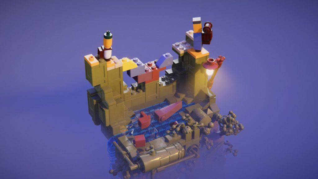 Атмосферная головоломка LEGO Builder's Journey в июне выйдет на Nintendo Switch 2