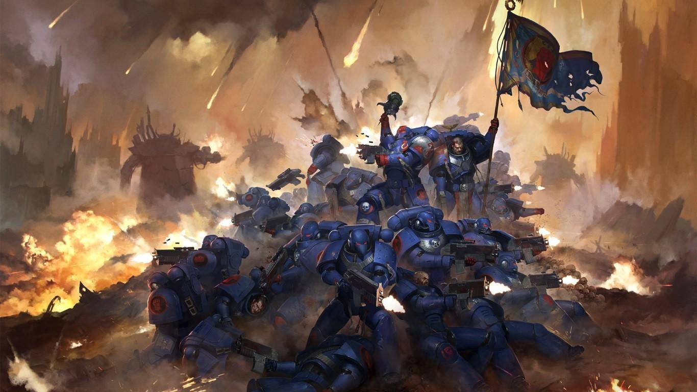 Презентация игр по Warhammer пройдёт 3 июня 2